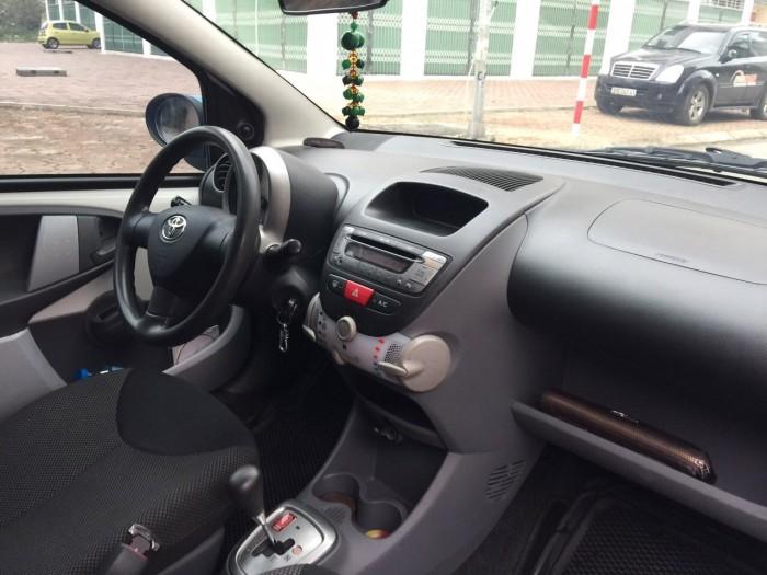 Bán Toyota AYGO nhập khẩu 2011, tự động, chính chủ