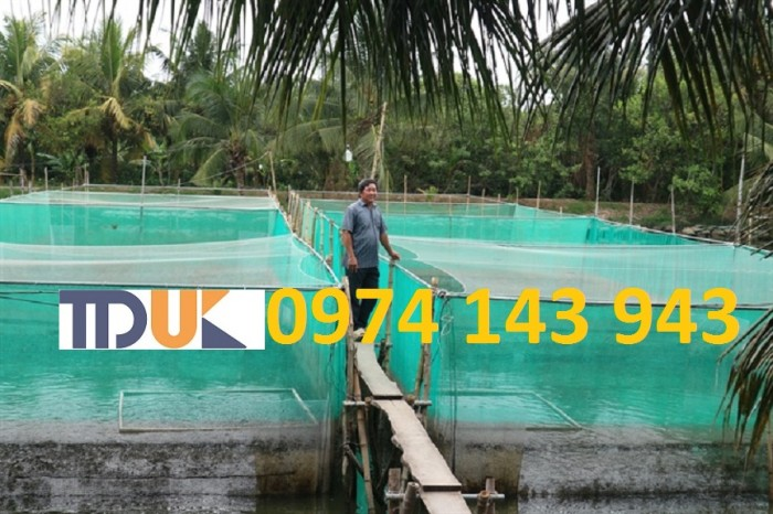 Đại lý phân phối lưới nuôi trồng thủy sản uy tín giá rẻ nhất tại HCM6