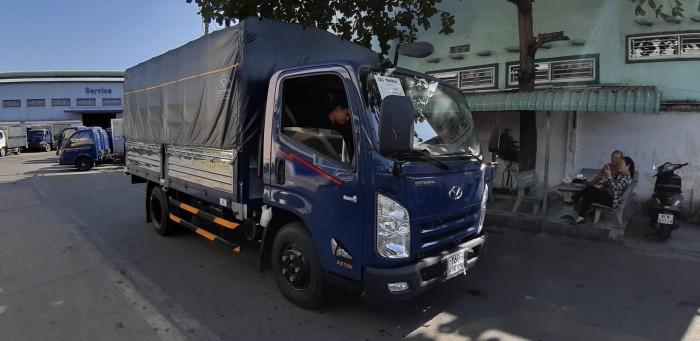 Giá Xe Tải Hyundai IZ65 3.5 Tấn Thùng Mui Bạt, Hỗ Trợ Trả Góp 80%