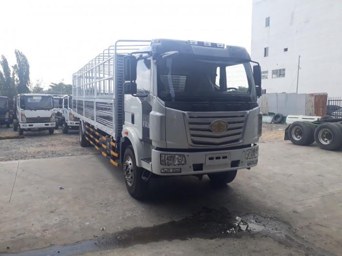 Xe tải 7,5 tấn thùng 9m6 đời 2019, trả góp cao