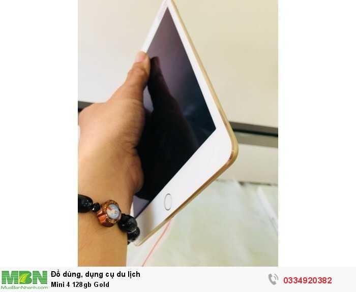 Mini 4 128gb Gold1