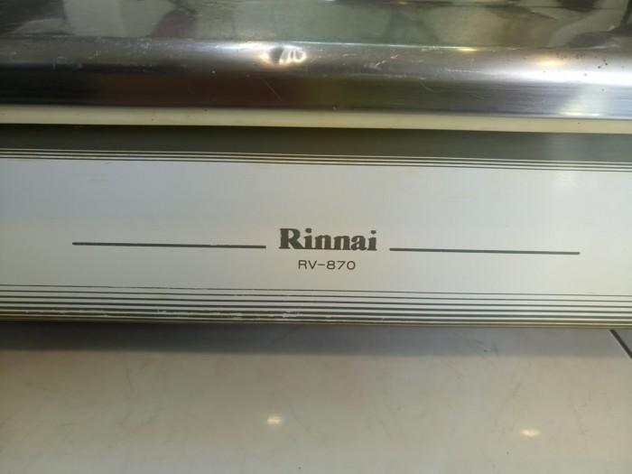 Bếp gas Rinnai RV-870 nhập cũ .1