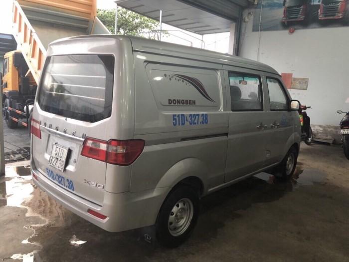 Bán tải Dongben 5 chổ -490kg- trợ lực- kính điện- vào thành phố 24/24 -KHÔNG CẤM GIỜ