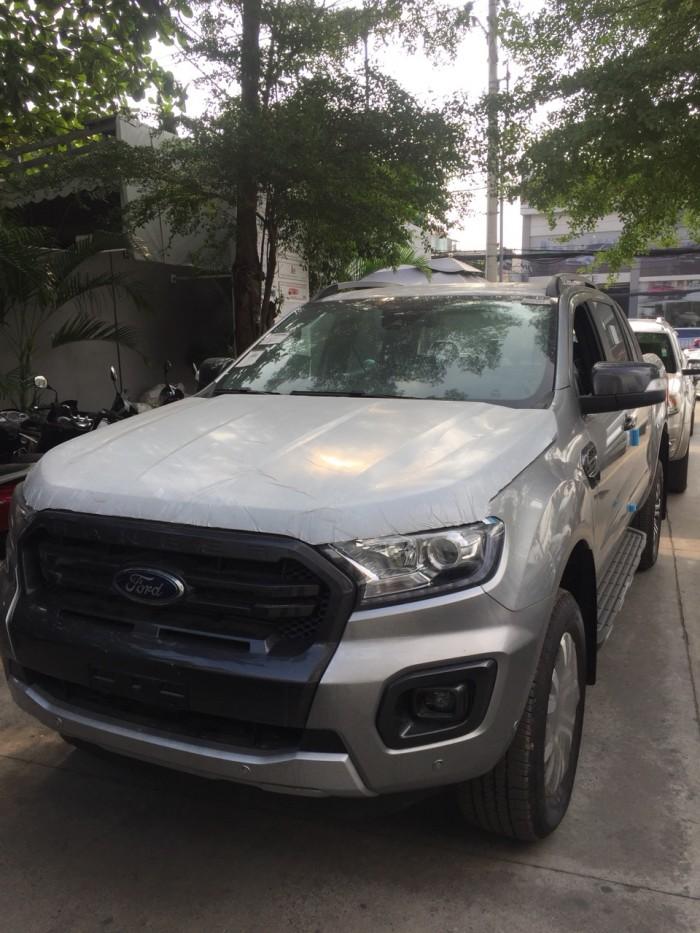 Bán Ford Ranger giá siêu tốt, hỗ trợ 100% ngân hàng, xe giao ngay cho khách