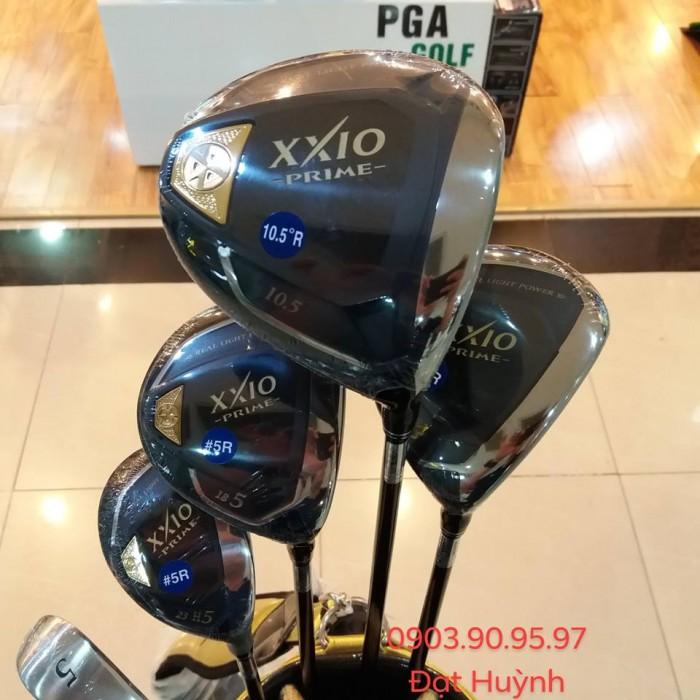 Bộ Gậy Golf XXIO Prime 10 SP1000 (New model)0