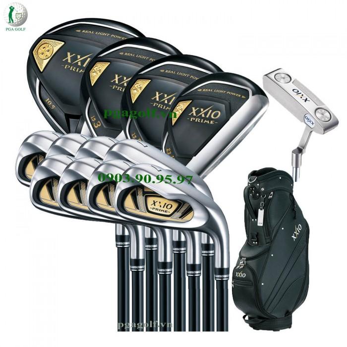 Bộ Gậy Golf XXIO Prime 10 SP1000 (New model)7