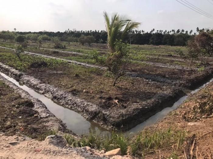 Bán Đất Mặt Tiền Đường Bờ Bao Giáp Sông Sài Gòn, Phường Tân An, Tp Thủ Dầu Một