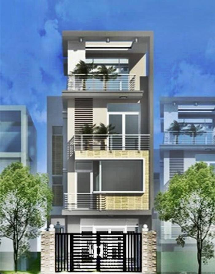 Bán nhà Phạm Văn Hai-Q.Tân Bình-35m2-4 tầng