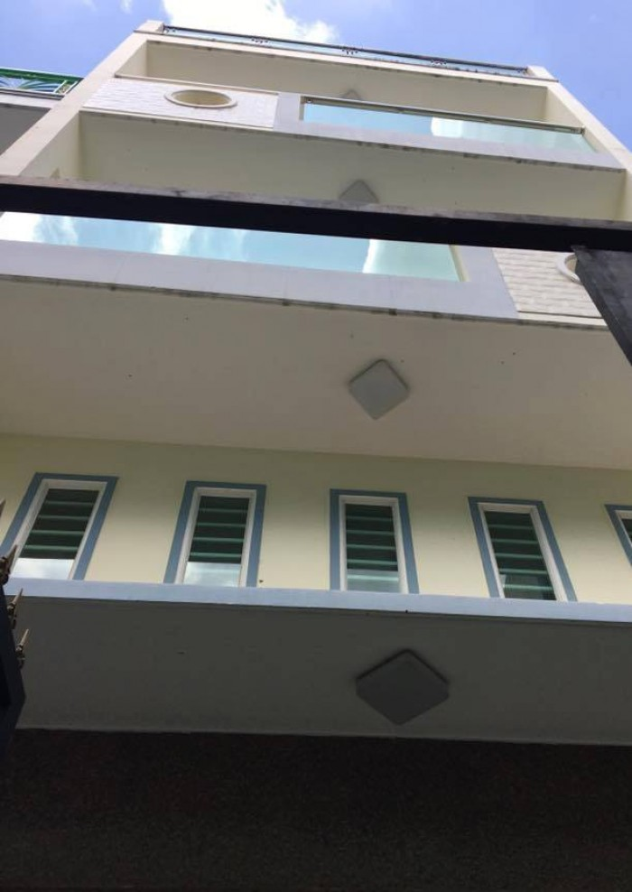 Bán nhà XINH NHƯ NGỌC TRINH, trung tâm Tân Bình,40m2