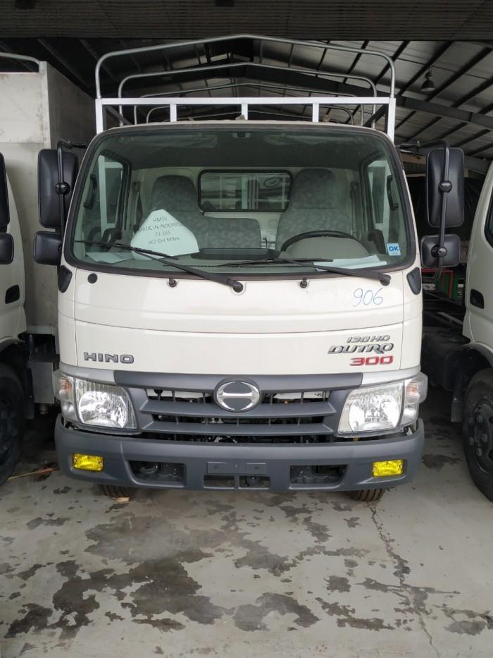Xe tải Hino Dutro XZU 342L - 2018 (7,5t)