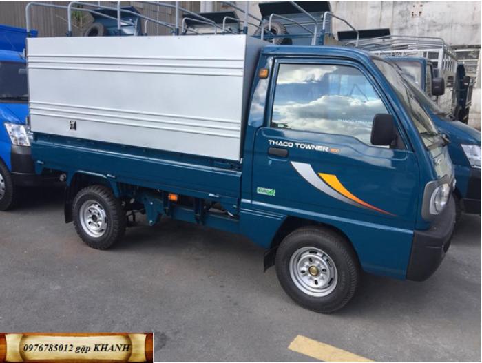 Xe tải Towner800 mới 100%, tải trọng 900kg giá rẻ niêm yết toàn quốc