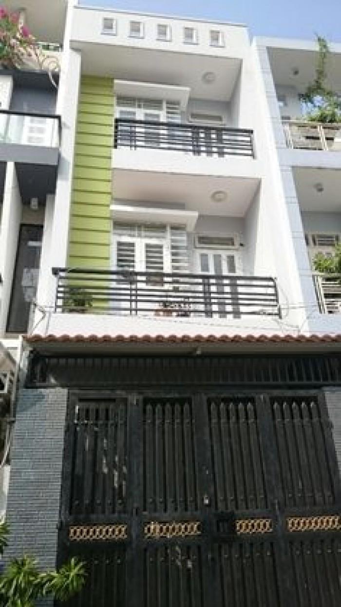 Ngân hàng xiết nợ bán gấp nhà Nguyễn Trãi, Q5 78m2