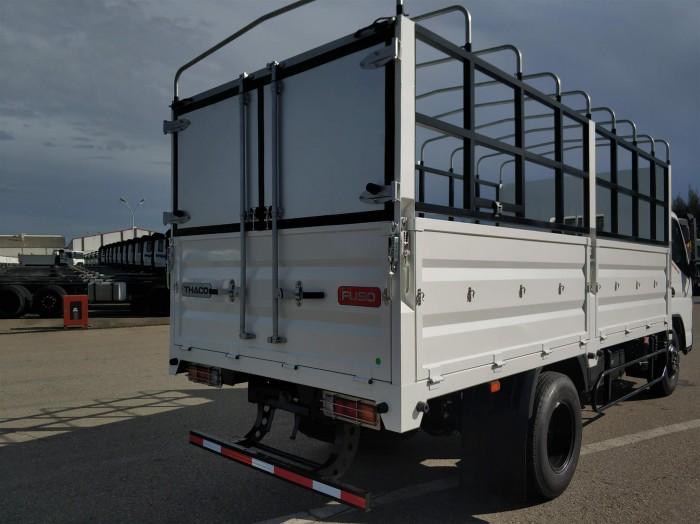 Xe tải Fuso Canter 4.99 tải trọng 2,1 tấn, xe tải Fuso giá tốt trên thị trường