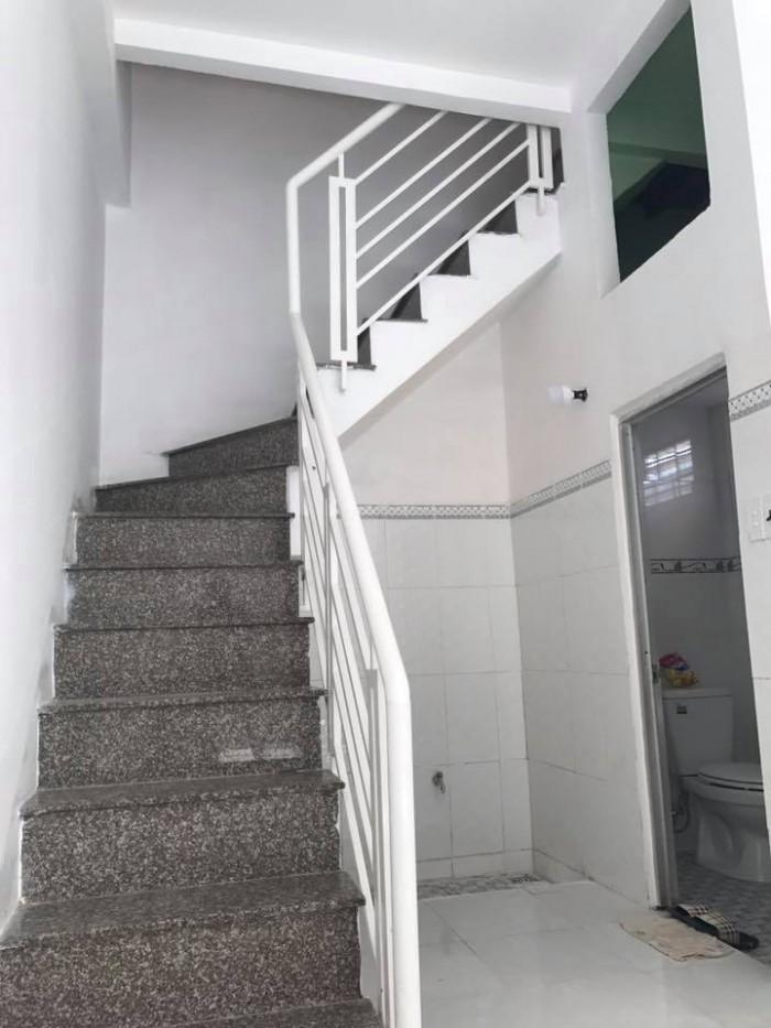 Bán nhà đường số 6 phường Tăng Nhơn Phú B Quận 9