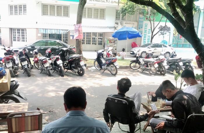 Chính chủ bán shop house tầng trệt chung cư A3 Phan Xích Long