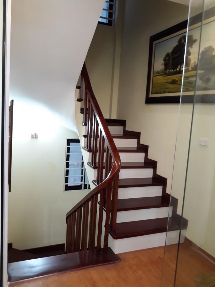 Bán nhà mặt ngõ Lê Văn Lương, Ngụy Như. Oto vào nhà, DT 60m2x 5T, 2 mặt thoáng