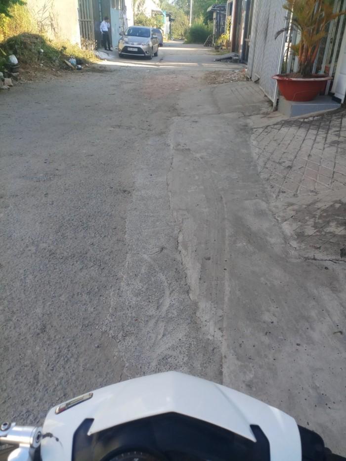 Bán nền trục chính KDC đối diện bệnh viện nhi lộ giới 8m xe hơi đậu trước nhà tại Cần Thơ