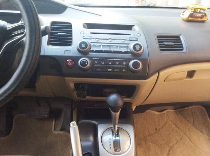Honda Civic sản xuất năm 2007 Số tự động Động cơ Xăng