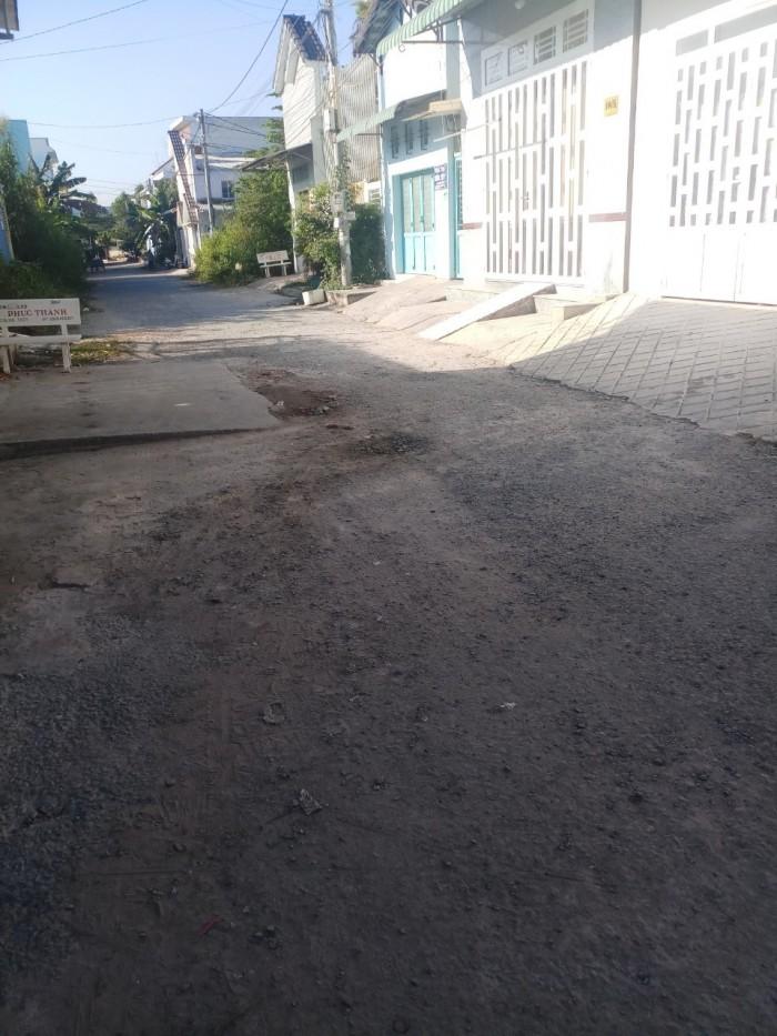 Bán nền giá rẻ trục chính KDC đối diện bệnh viện Nhi lộ giới 8m