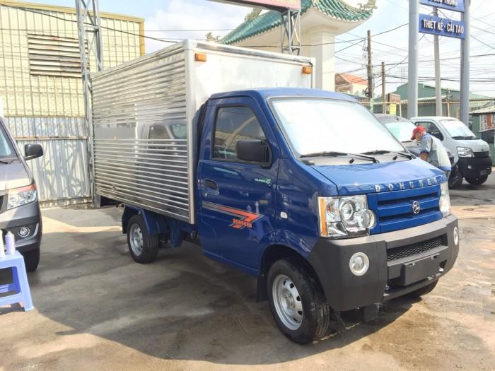 Xe tải Dongben 870kg sử dụng động cơ công nghệ GM(Mỹ).