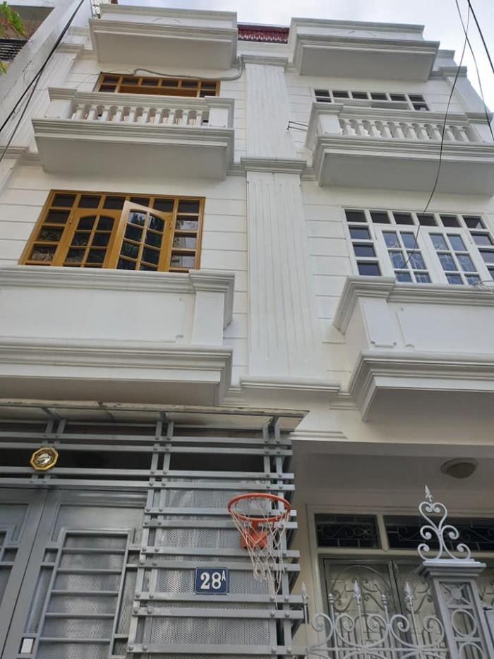 Bán nhà Hoàng Hoa Thám 70m 7 tầng Ba Đình ô tô tránh nhau