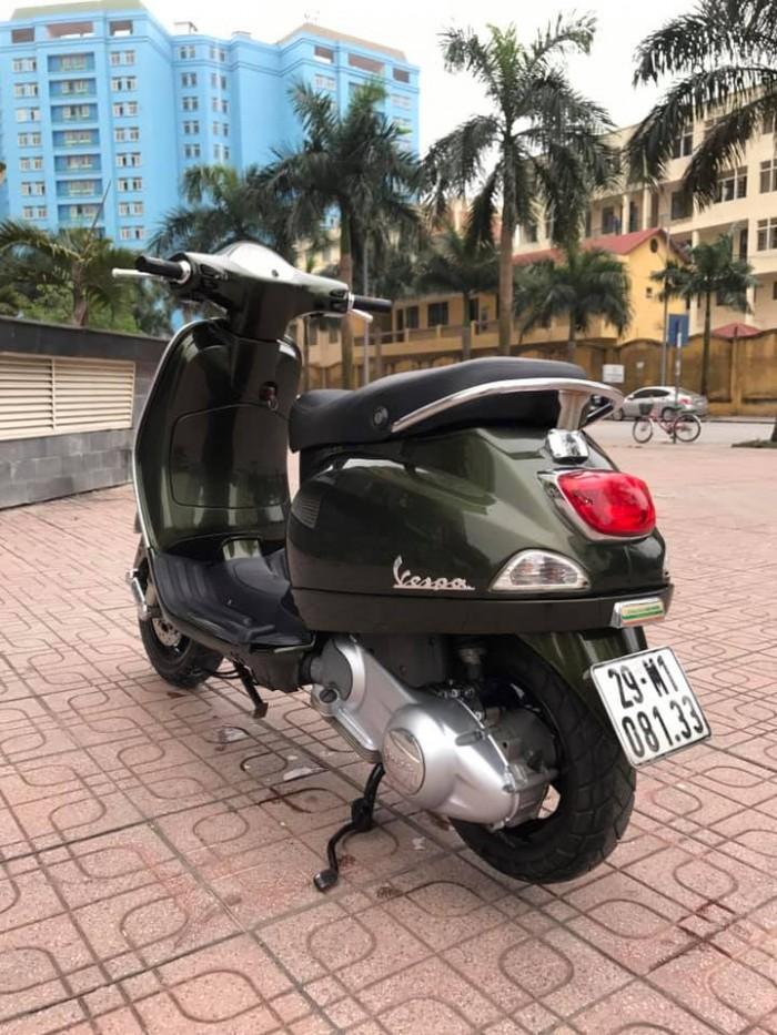 Vespa Lx 125ie đời 2011 phun xăng điện tử