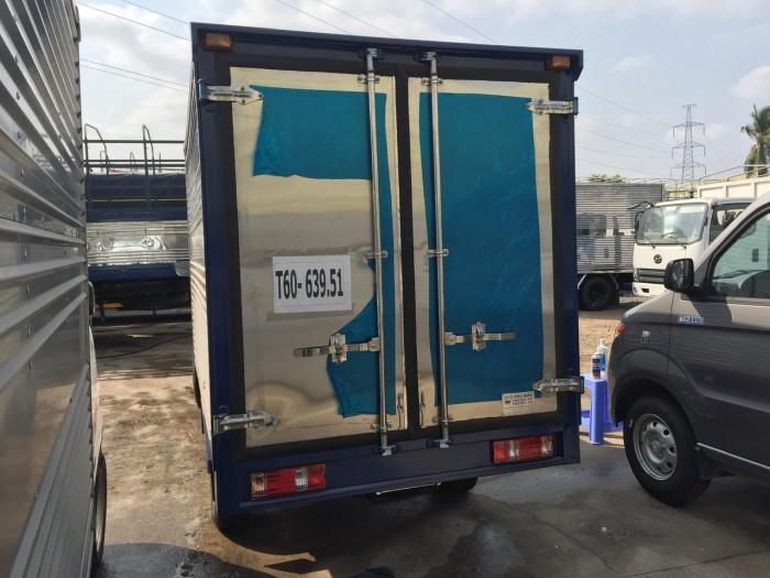Xe tải Dongben 790kg sử dụng động cơ công nghệ GM(Mỹ)