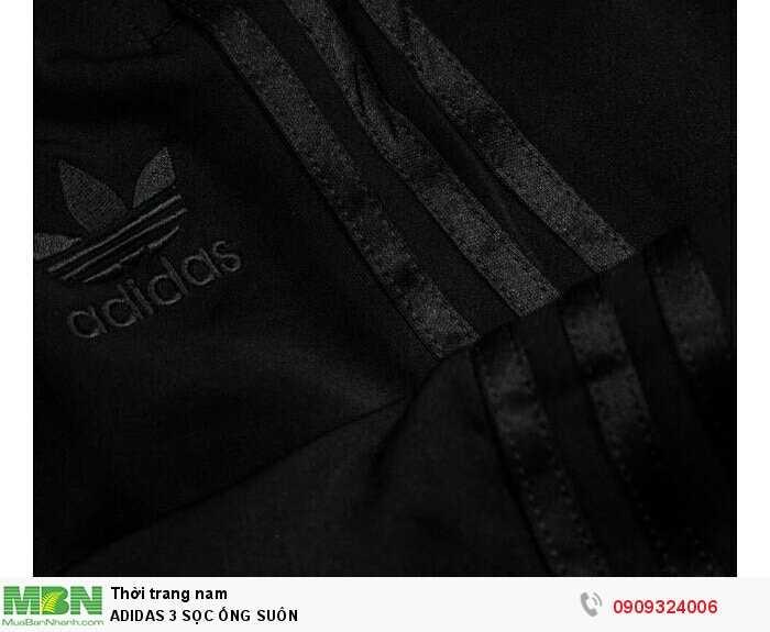 Adidas 3 Sọc Ống Suôn1