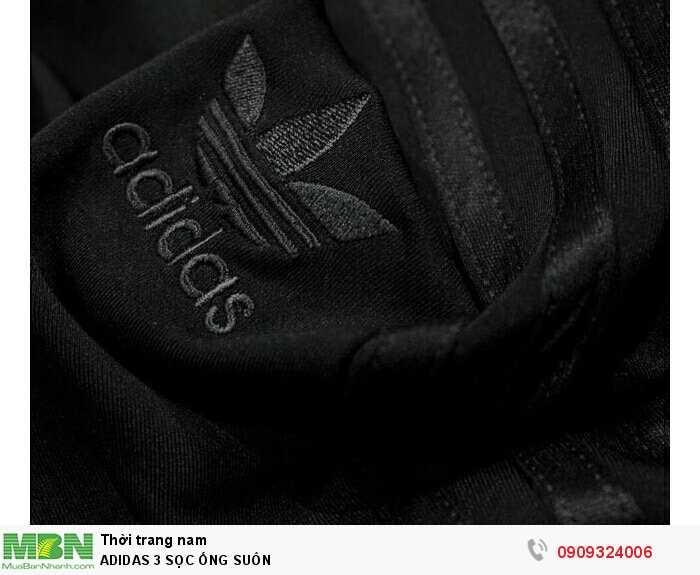 Adidas 3 Sọc Ống Suôn3