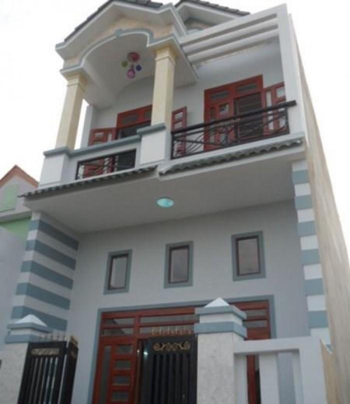 Bán nhà 24 Phan Văn Hớn xuân thới thượng Hóc Môn SHR chính chủ