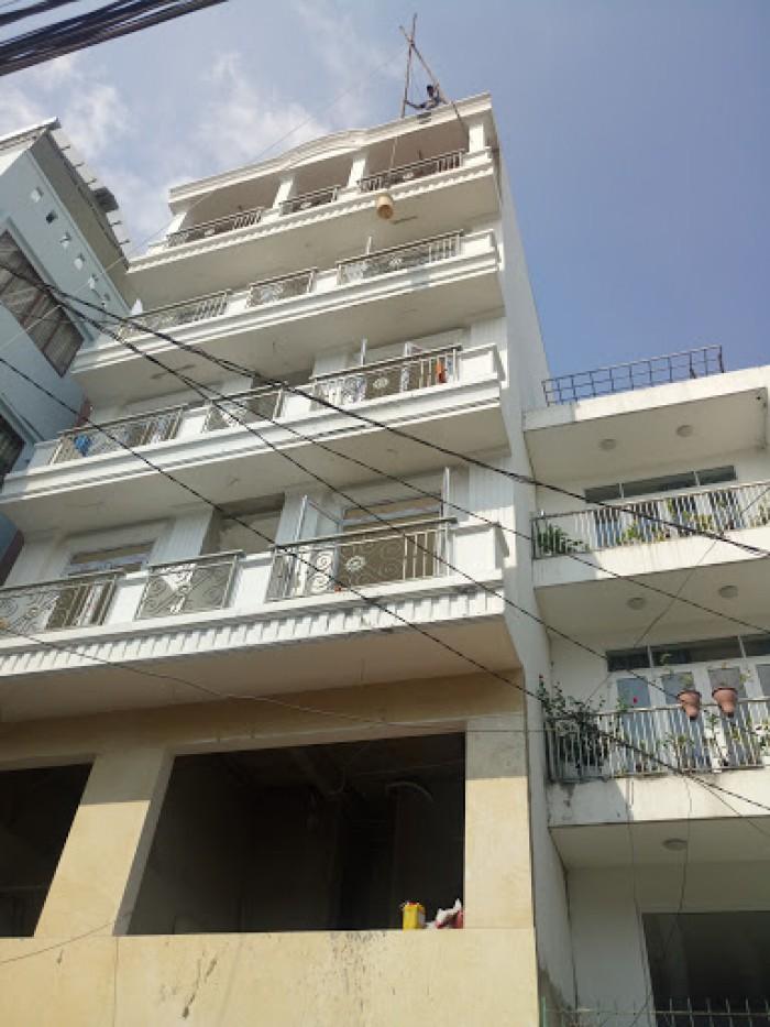 Cho thuê nhà 9x25m(37P) HXT Đường Hồ Đắc Di P.Tây Thạnh Q.Tân Phú