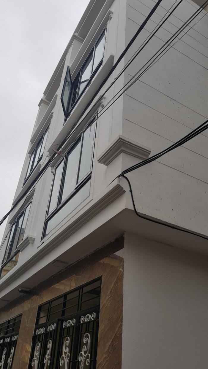 Nhà 5 tầng đường Tả Thanh Oai, 34m2, 4PN, thoáng trước, sau về ở ngay
