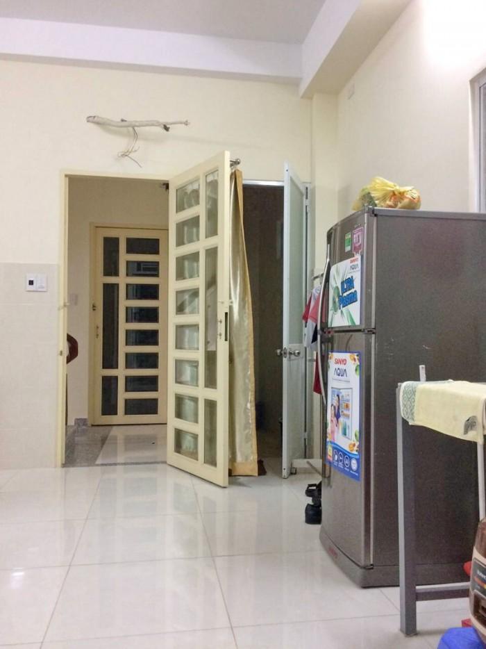 Cho thuê phòng trọ cao cấp đường số 10 P. Tân Quy Quận 7.