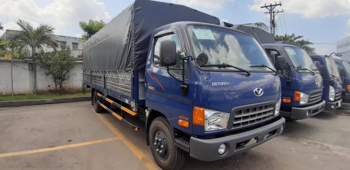 Báo Giá Xe Tải HD120SL 8 Tấn - Xe Tải Hyundai HD120SL 8 Tấn Thùng 6M3