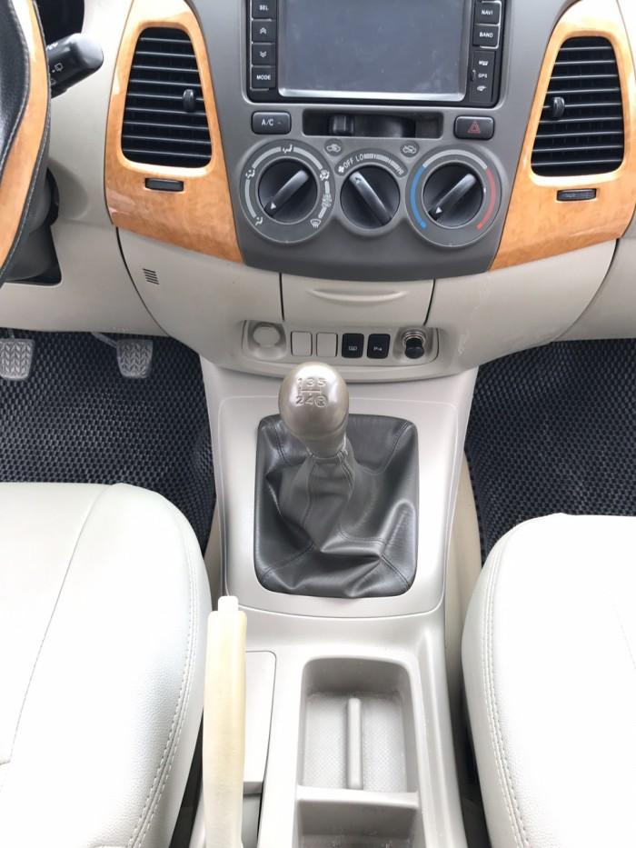 Bán ô tô Toyota Innova G đời 2010, màu bạc, Xe Cực Tuyển. Nói K taxi dịch vụ