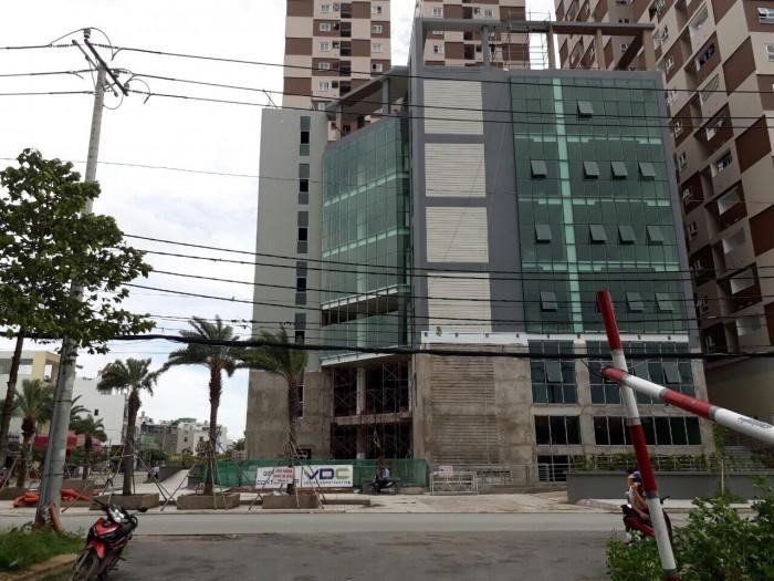 Đất góc 2 MT, cạnh TTTM 7 tầng, cách bệnh viện Thủ Đức 150m, giá đầu tư