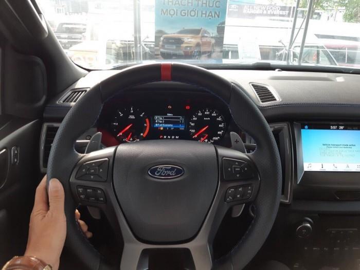 Ford Ranger Raptor đỉnh cao bán tải , giao ngay, nhiều phần quà KM cực hấp dẫn ! 2