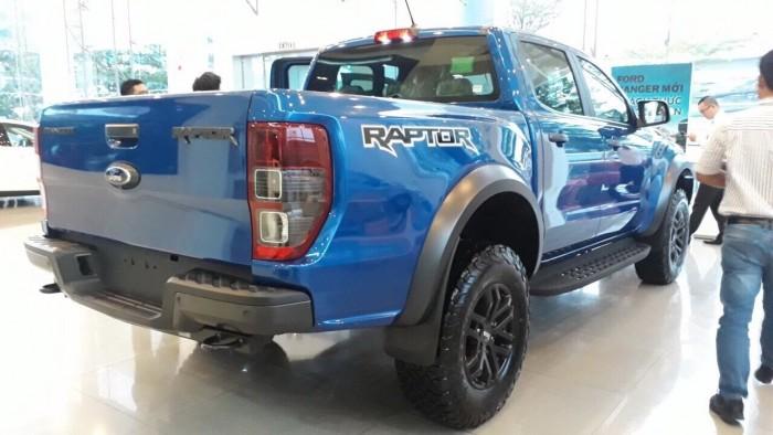 Ford Ranger Raptor đỉnh cao bán tải , giao ngay, nhiều phần quà KM cực hấp dẫn ! 1