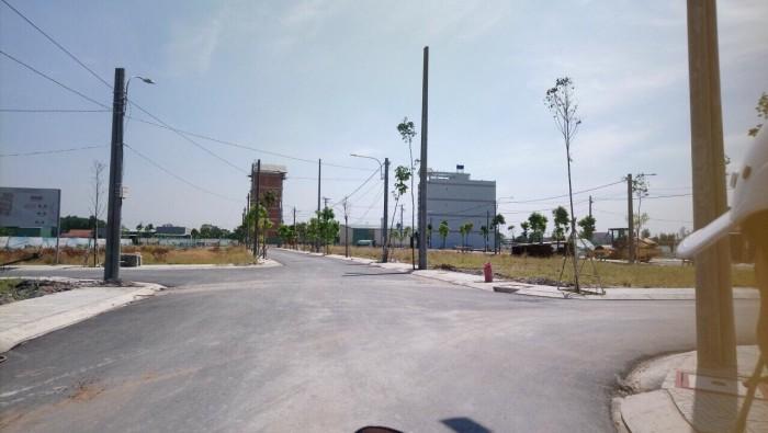 Bán Đất Ngay Chợ, KCN Vĩnh Lộc A, Bình Chánh