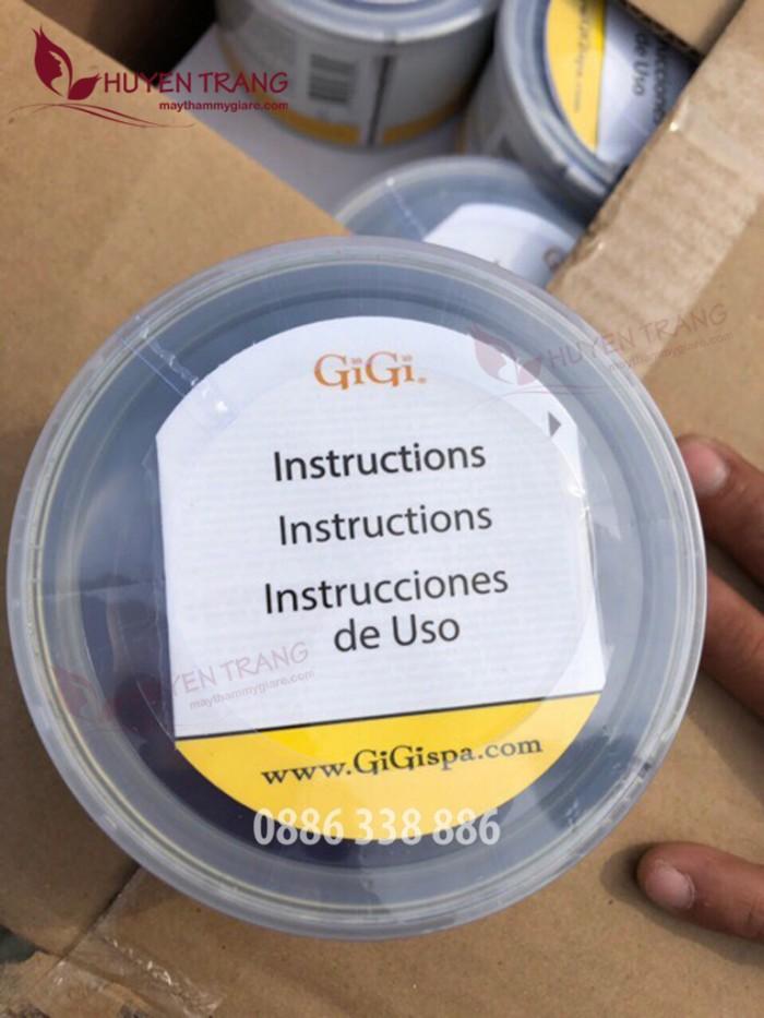 Sáp wax lông GIGI nhập khẩu từ Mỹ1