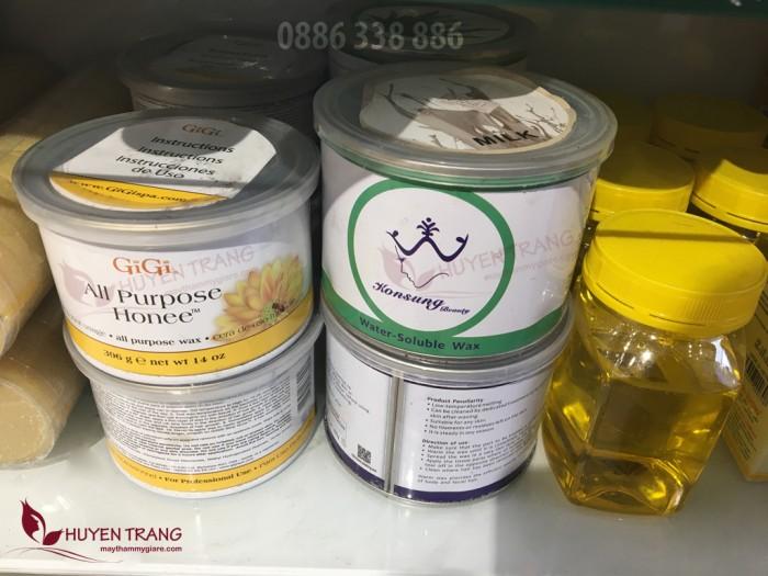Sáp wax lông GIGI nhập khẩu từ Mỹ2