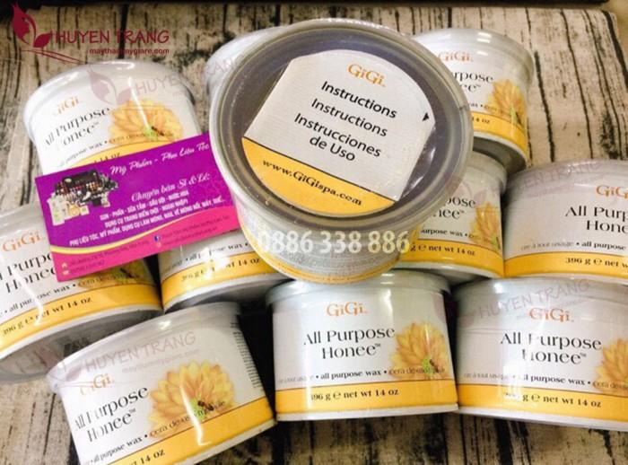 Sáp wax lông GIGI nhập khẩu từ Mỹ3