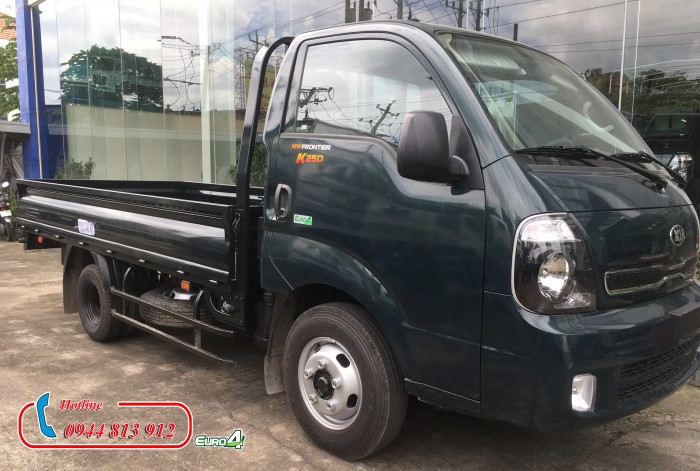 Xe tải 2,5 tấn - Xe tải KIA K250 - Hỗ trợ trả góp