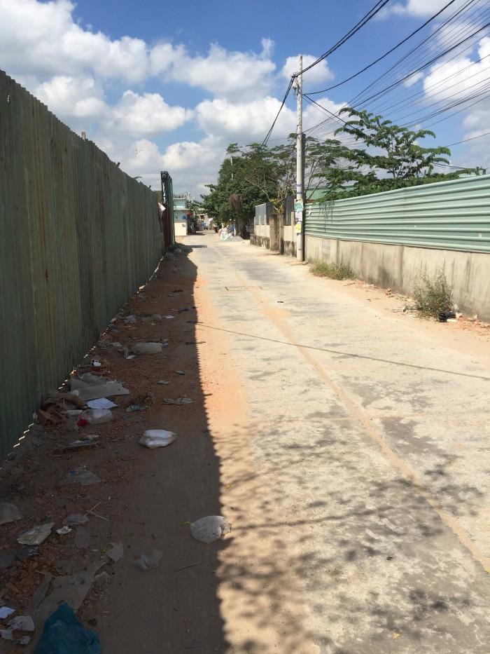 Cần tiền thanh lý lô đất 2MT 14x19m, ngay UBND Vĩnh Lộc B, cách đường chính 200m