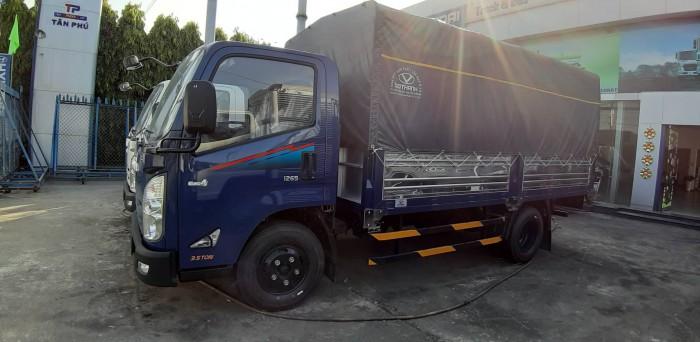 Xe Tải Hyundai IZ65 2.5 Tấn Thùng Mui Bạt , Giá Xe IZ65 2.5 Tấn Khuyến Mãi 100% Trước Bạ