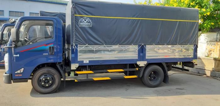 Xe tải Hyundai IZ65 2.5 tấn thùng mui bạt - Tặng 100% lệ phí trước bạ , 0931777073