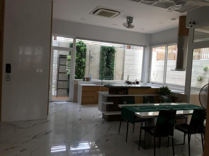 Cho thuê Nhà đường số 10 him lam cho thuê làm văn phòng hoặc để ở, hướng nam, dien tích 10x20