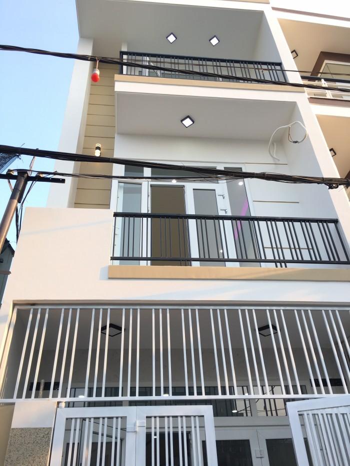 Chính chủ bán nhanh nhà 3 tầng đẹp mới 100% kiệt oto rộng 5m đường Nguyễn Phước Nguyên