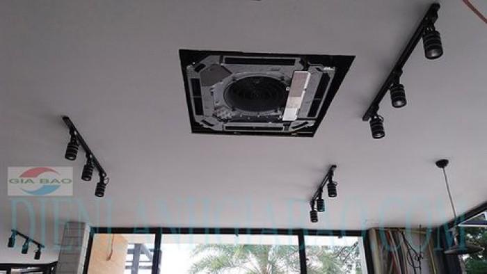 Máy lạnh âm trần daikin inverter 4hp fcf100cvm-20