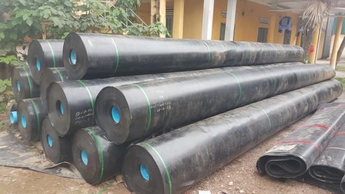 Màng chống thấm HDPE 0.5mm- huitex Đài Loan giá rẻ, thi công hàn màng1